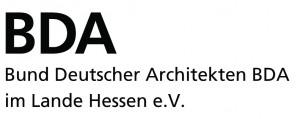 Logo BDA Hessen