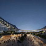 Projekt CityWave in Mailand von BIG