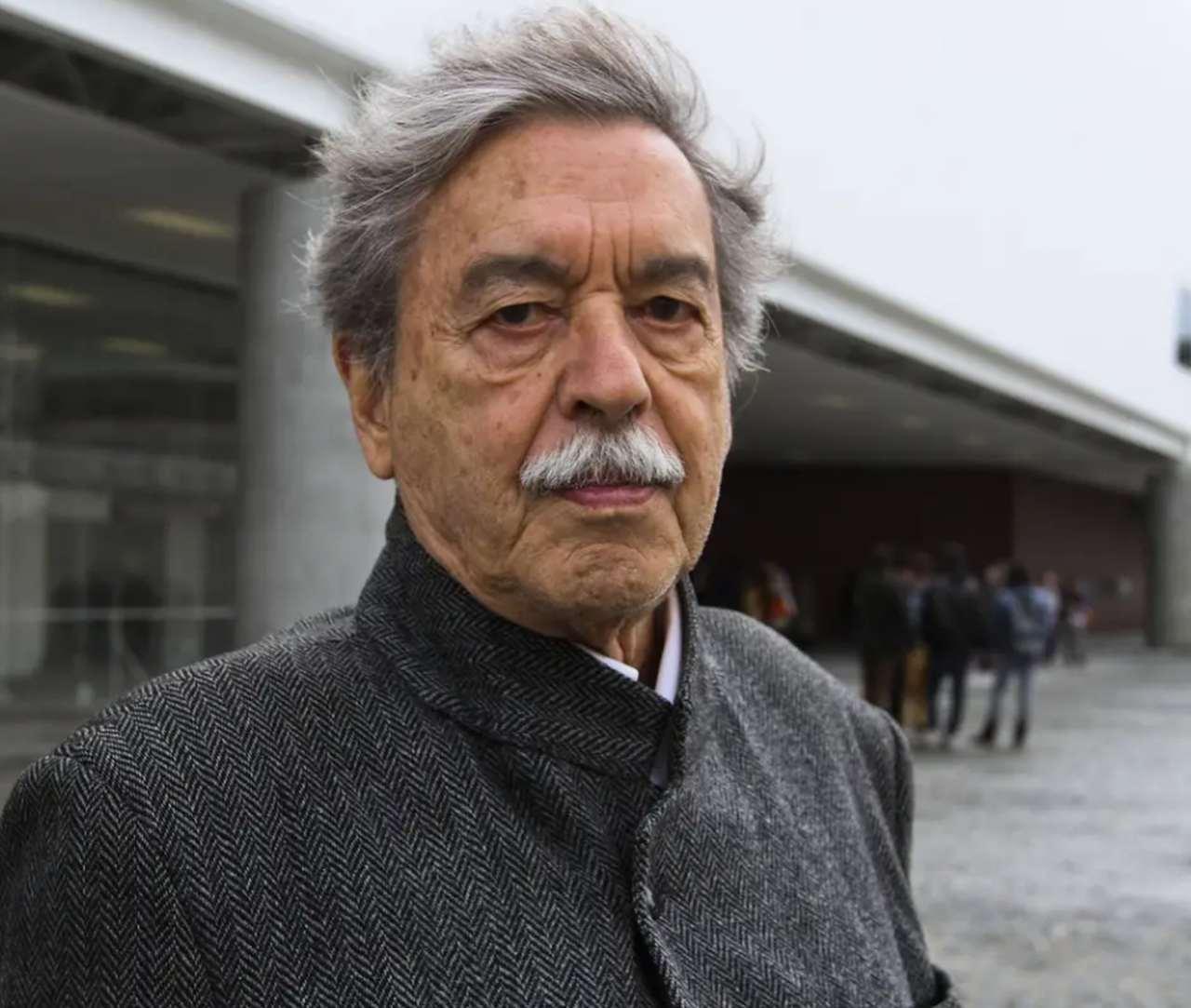 Architekt Paulo Mendes da Rocha