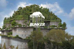 Grüner Bunker St.Pauli