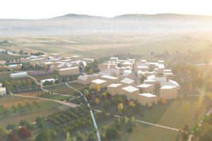 IBA'27 Quartiersprojekt Hangweide - Entwurf