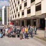 Duplex Architekten freuen sich über den 1. Preis im Architekturwettbewerb um den Ausbau eines Innenstadtparkhauses in Hamburg.
