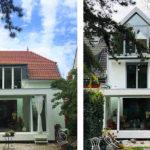 Tiny Haus im Haus: Anbau und Aufstockung eines Einfamilienhauses, Köln