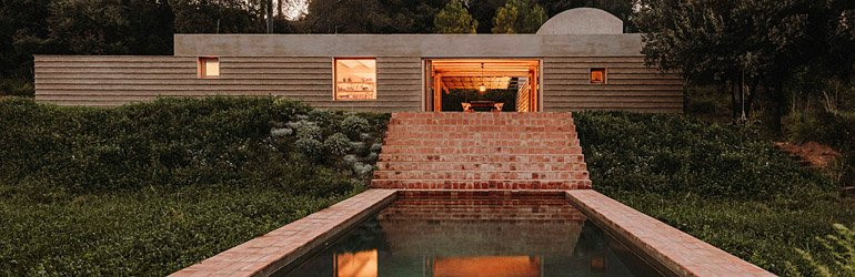 Mesura architects' studio – Einfamilienhaus »Casa Ter«