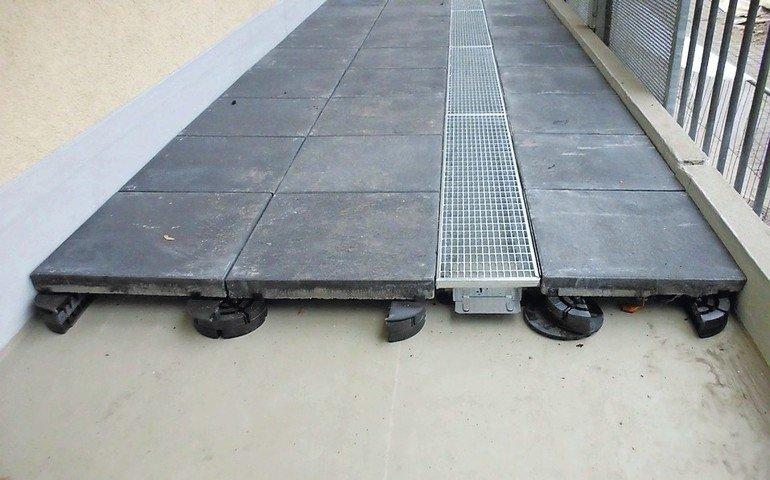 Flussigkunststoff Als Losung Fur Besondere Anforderungen Auf Balkon