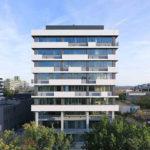 Wiedererrichtung der Gebäude IA/IB Ruhr-Universität Bochum.