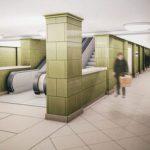 Berliner U-Bahn-Stationen