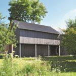 Atelier als Anbau an ein Wohnhaus in Emmering, Ortsteil Hofberg