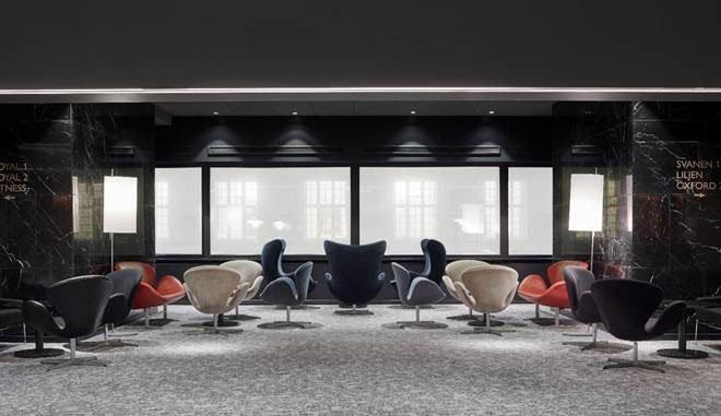Jacobsens Erbe Radisson Blu Royal Hotel In Kopenhagen Saniert