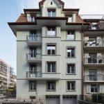 Mehrfamilienhaus Zuerich liis architektur