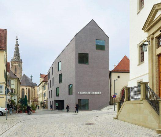 Stadtbibliothek Rottenburg