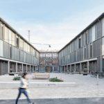 Wohnüberbauung Maiengasse, Basel, Esch Sintzel