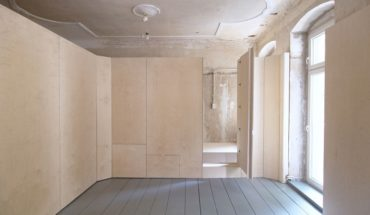 Wohnungsumbau in Berlin von ATELIER FANELSA