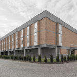 Ostfassade der Cusanus Akademie Brixen