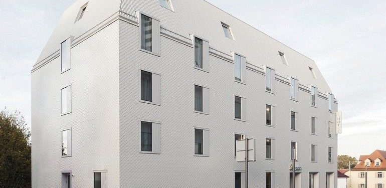 Hotel Bergamo, Ludwigsburg, VON M Architekten