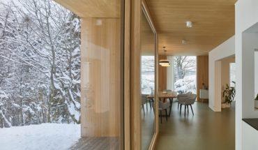 Wohnhaus Rundherum mia2