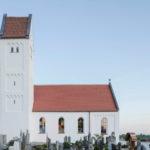 Nordansicht von St. Georg Hebertshausen