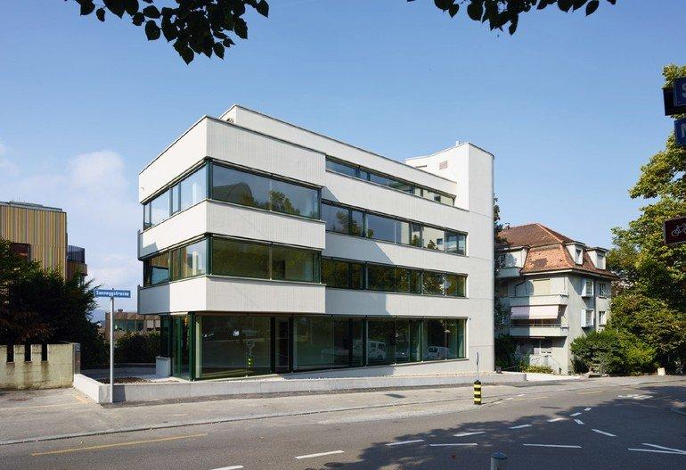 Wohnhaus statt Geschäftshaus in Zürich