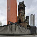 Gedächtniskirche Berlin, Egon Eiermann
