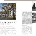 Schlotterbeck-Areal in Zürich (CH). Betonbauten erneuern
