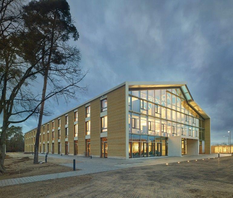 Alnatura Campus Darmstadt, haascookzemmrich STUDIO2050, Knippers Helbig