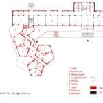 Grundriss der Walldorfschule Berlin