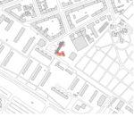 Lageplan der Waldorfschule am Prenzlauer Berg in Berlin
