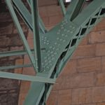 Frühe Stahlkonstruktionen