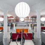 Interieur des Business Center Givaudan