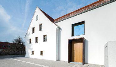 Kapuzinerkloster Neumarkt, Berschneider+Berschneider