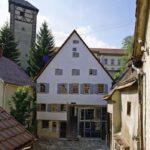 Wohnhaus un Büro von Johannes Manderscheid in Rottenburg