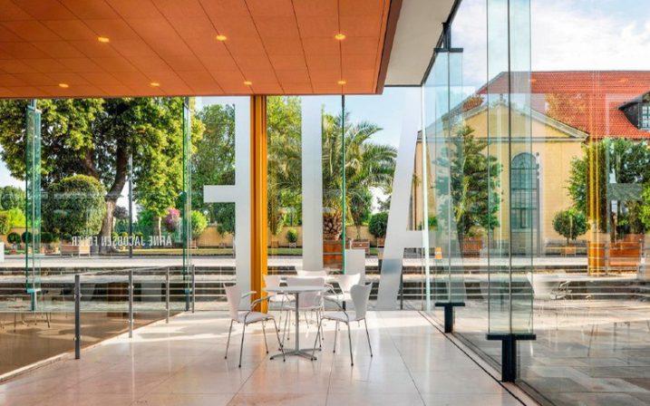Arne Jacobsen Foyer Hannover