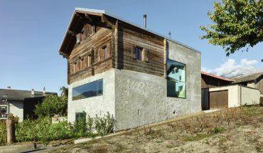 Maison Reynard, Savioz Fabrizzi Architectes