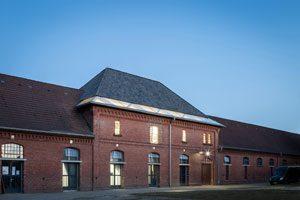 Ateliers der Kunstakademie in Münster