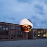 Außenansicht TechneSphere in Leipzig