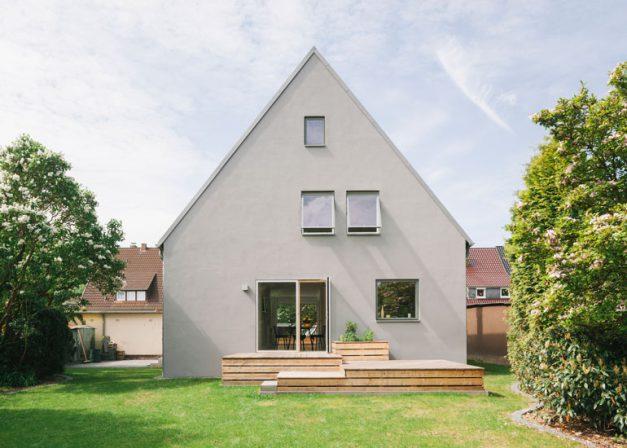 die verwandlung umbau eines siedlungshauses in hameln. Black Bedroom Furniture Sets. Home Design Ideas
