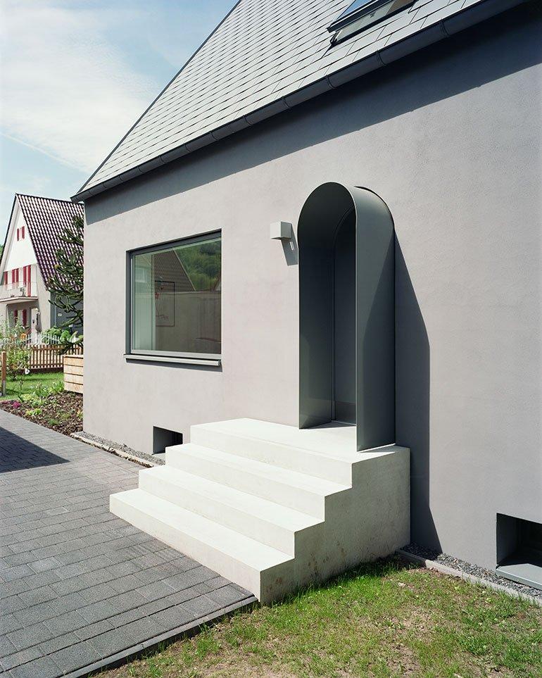 Siedlungshaus Modernisieren die verwandlung. umbau eines siedlungshauses in hameln.