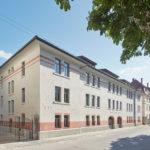 Amtsgericht in Tübingen von Dannien Roller Architekten + Partner. Außenansicht