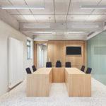 Amtsgericht in Tübingen von Dannien Roller Architekten + Partner, Gerichtssaal