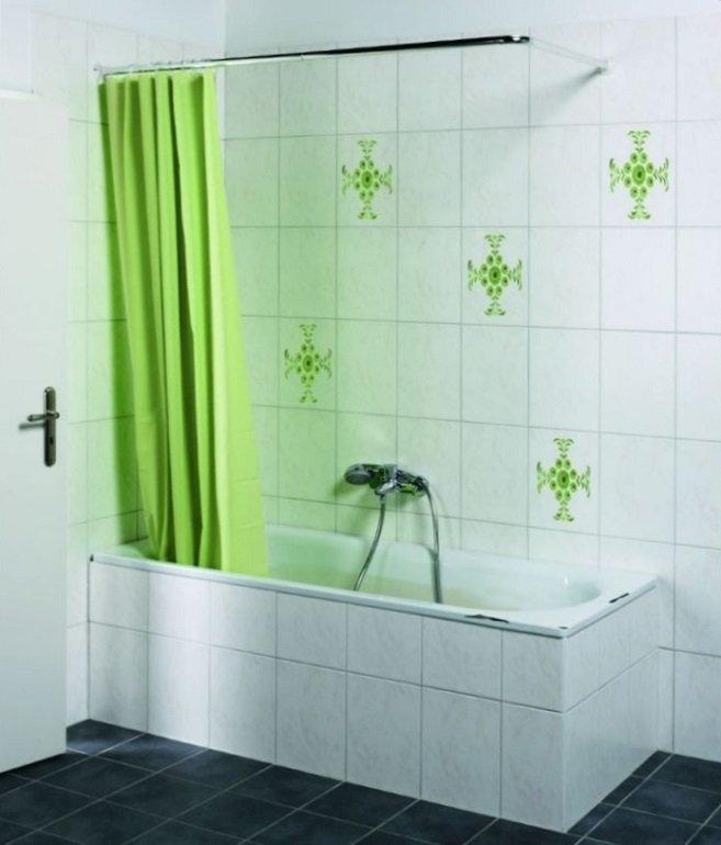 dusche auf wanne von repabad b der altersgerecht umbauen db deutsche bauzeitung. Black Bedroom Furniture Sets. Home Design Ideas