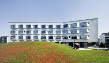 Jakob-Sigle-Heim in Kornwestheim, wulf architekten