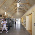 Dachraum Bücherei Gundelsheim