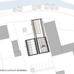 Grundriss OG Bücherei Gundelsheim