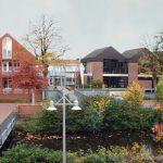 »kult«, Kulturhistorisches Zentrum Westmünsterland, Vreden, Pool Leber Architekten