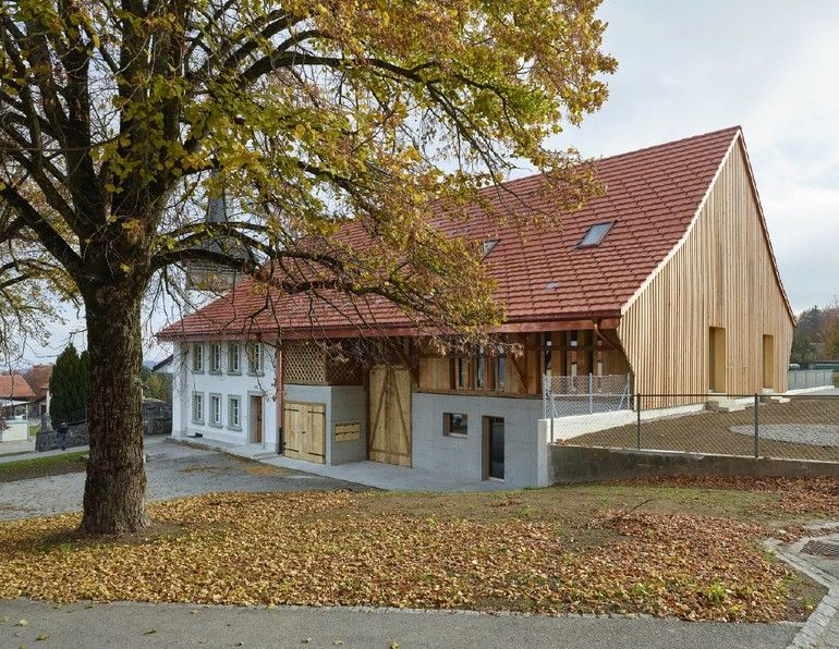 Bauernhof Berlens