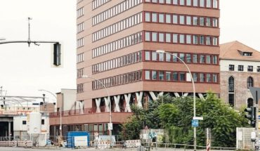 Rosa-Luxemburg-Stiftung, Berlin