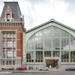 Gare Maritime von Neutelings Riedijk in Brüssel