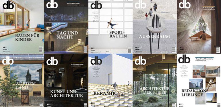 db-Titelbilder 2018