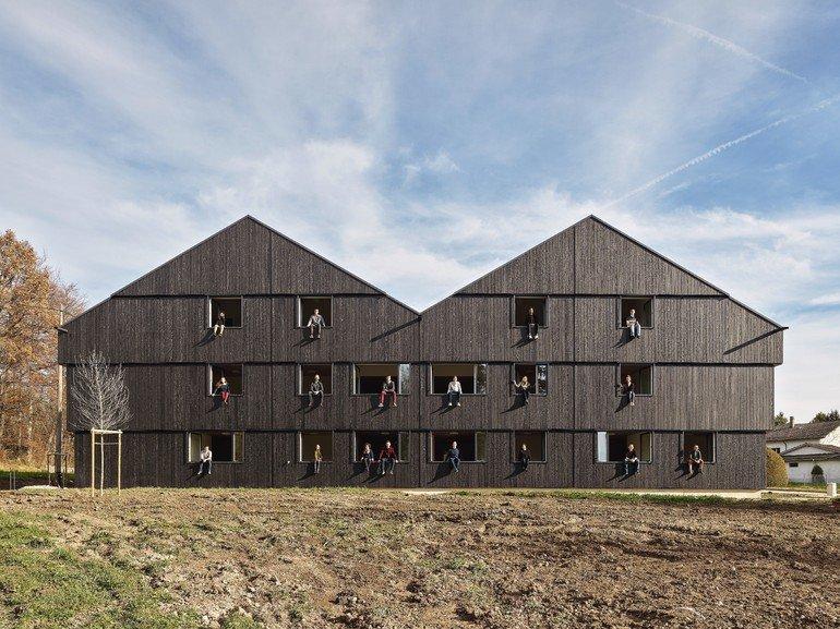 Vers-chez-les-Blanc Lausanne, TRIBU architecture