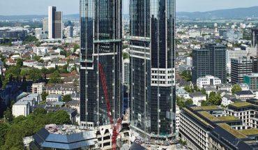 Deutsche Bank Frankfurt Energiekonzept